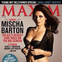 Mischa in Maxim