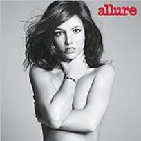 Topless Britney Spears in Allure