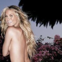 Heidi Klum Naked