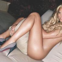 Heidi klum nude