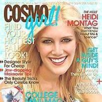 Heidi Montag in Cosmo Girl