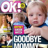 Jayden James: Goodbye Mommy!