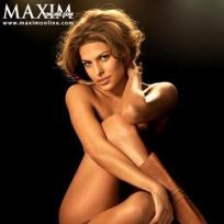Naked Eva Mendes