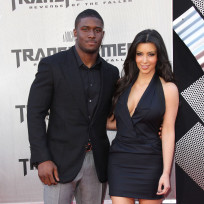 Reggie-bush-and-kim-kardashian