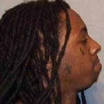 Lil Wayne Mug Shot (Again)