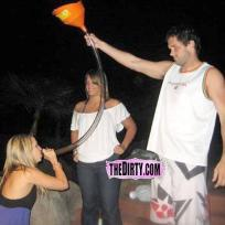 Matt leinart college girls get drunk