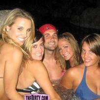Matt Leinart Partying