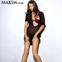 Shannon Elizabeth, Maxim