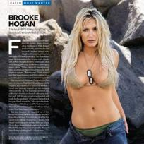 Brooke Hogan, Maxim