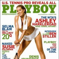 Ashley Harkleroad, Playboy