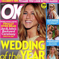 Jennifer Aniston Wedding?