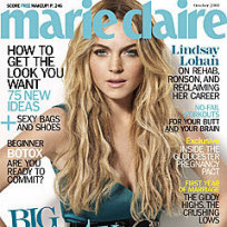 Marie Claire Cover Gal