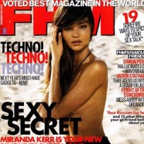 Miranda Kerr: FHM UK