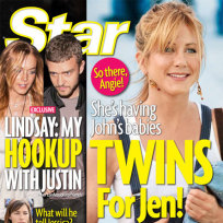 Jennifer Aniston Pregnant Again!