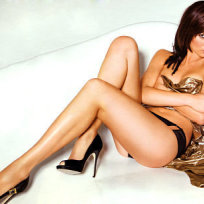 Olga Kurylenko Topless