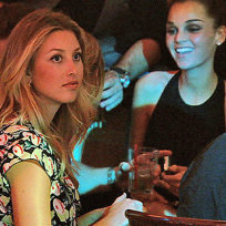 Whitney Port in New York