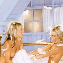 Rikki and vikki ikki naked