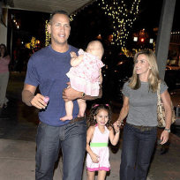 Alex rodriguez cynthia rodriguez and kids