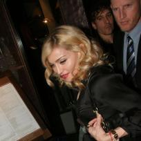 Madonna wont cry for you
