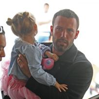 Ben affleck and daughter violet