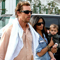 The McConaugheys