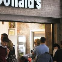 McDonalds Stop