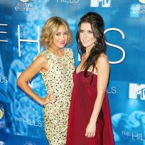 Lauren Conrad and Audrina Patridge Photo