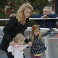 Denise Richards, Lola and Sam