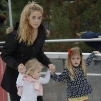 Denise Richards and Children