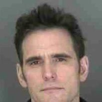 Matt Dillon Mug Shot