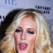 Heidi blows