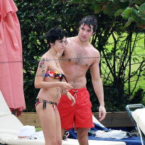 Josh Bowman, Amy Winehouse