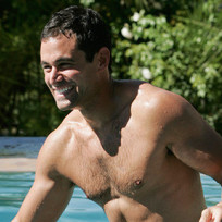 Jason Mesnick Shirtless