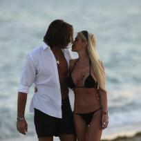 Romain Chavent and Shauna Sand