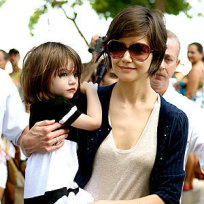 Suri and katie in brazil