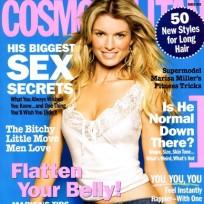 Marisa miller cosmopolitan cover