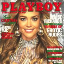 Denise Richards, Playboy