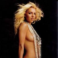 Britney spears nude in esquire