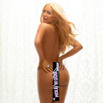 Aubrey O'Day Playboy Pic