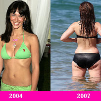 Jennifer Love Hewitt Then and Now