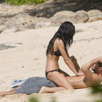 Jayde Nicole Rides Brody Jenner