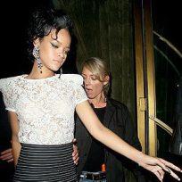 Rihanna Clubbin'