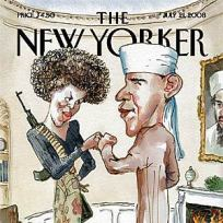 Barack Obama New Yorker Cover