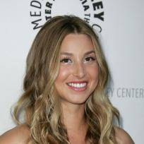 Which hairstyle looks best on Whitney Port?