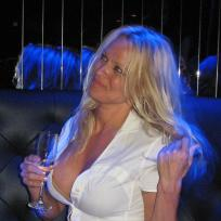 Pamela Anderson Cleavage Pic
