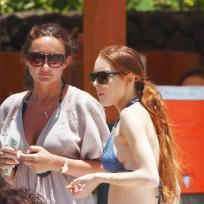 Lindsay in hawaii