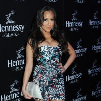 Do you like Adrienne Bailon's new hair color?