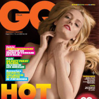 Lydia hearst topless gq cover