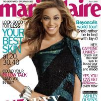 Marie Claire Cover