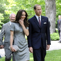Kate Middleton and Prince William Pic